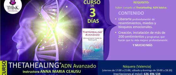 Presentación Curso ADN AVANZADO- 9-11 julio 2021