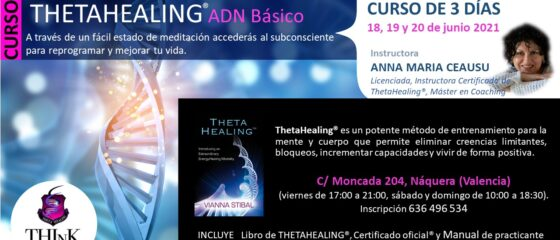 Presentación Curso ADN Básico – Naquera 18-20 junio 2021
